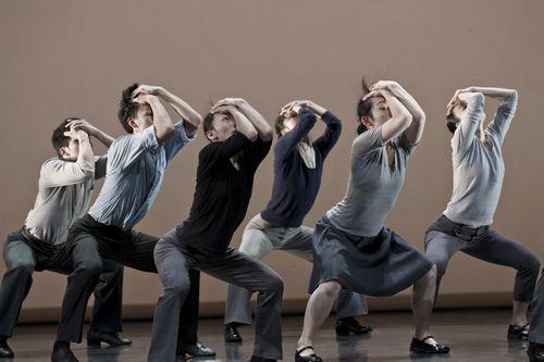 Merredith Monk's Dance